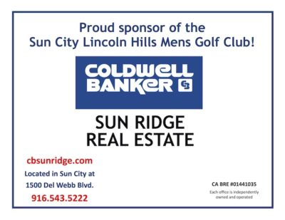 Coldwell Banker Sun Ridge Real Estate Men S Golf Club Of